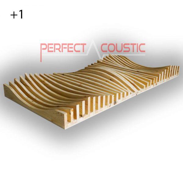 +1 parametric diffuser....
