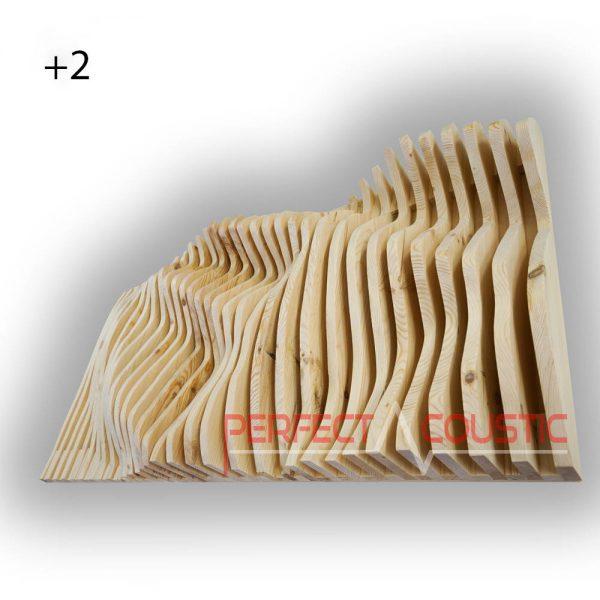 +2 parametric diffuser....