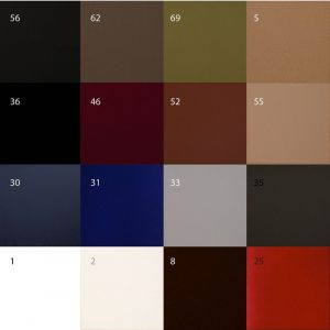 colors- 15 colors to choose from. Sound absorbing panels