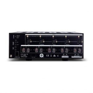 Anthem AVM 60 pre-amp-back-panel