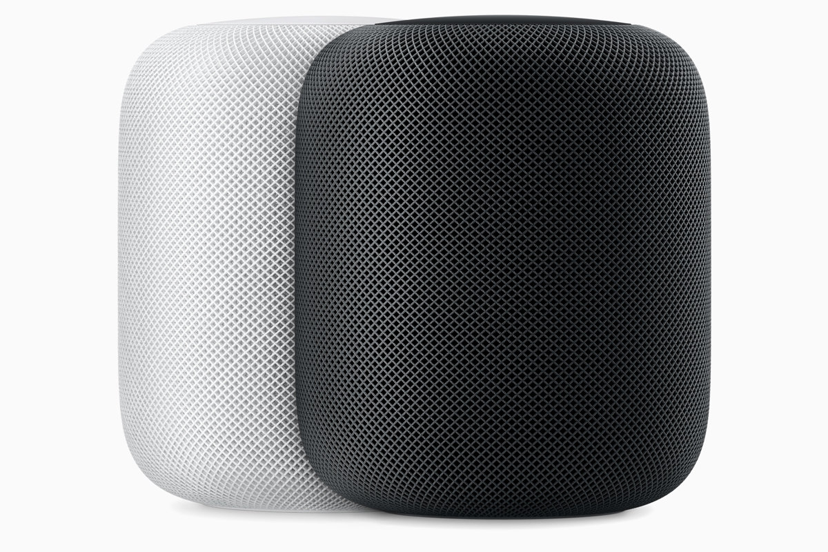 Apple-HomePod-speakers