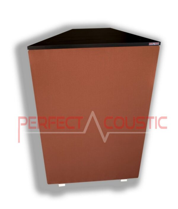 Bass absorber with membrane