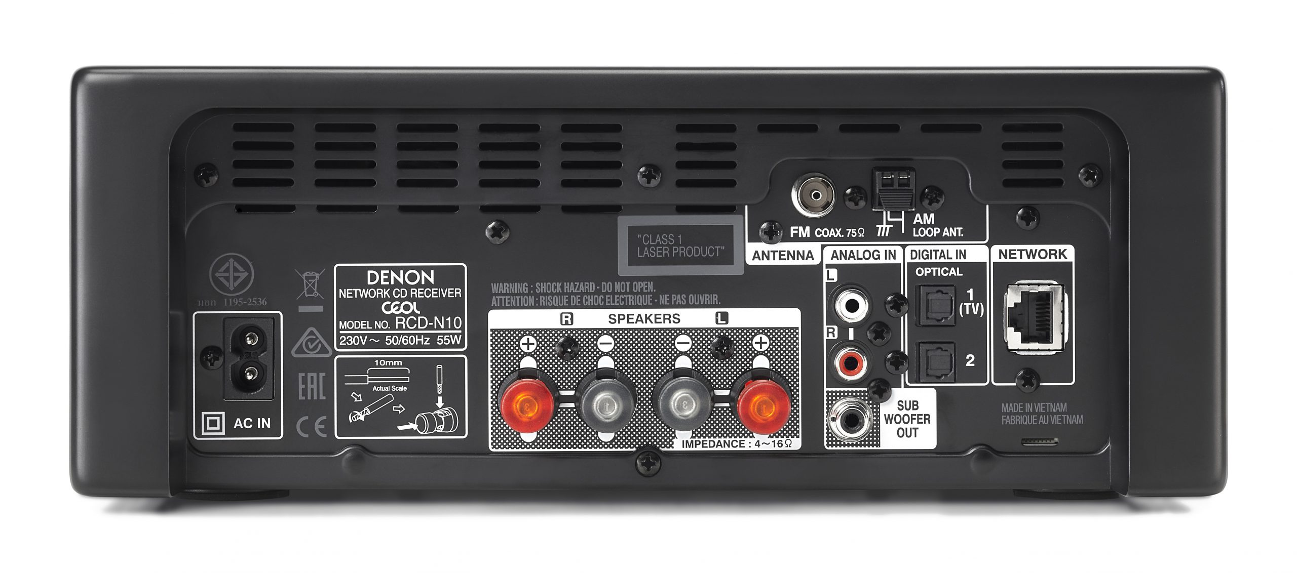 CEOL-N10-inputs