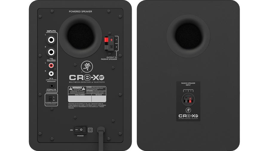 CR8-XBT-speaker -back panel