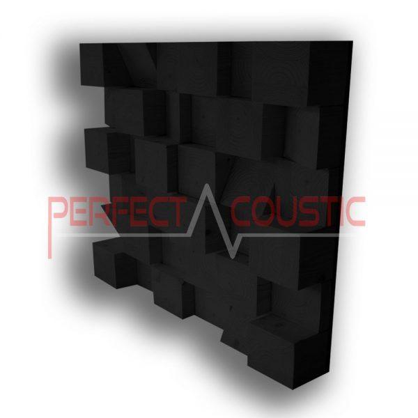 acoustic diffusers natur black