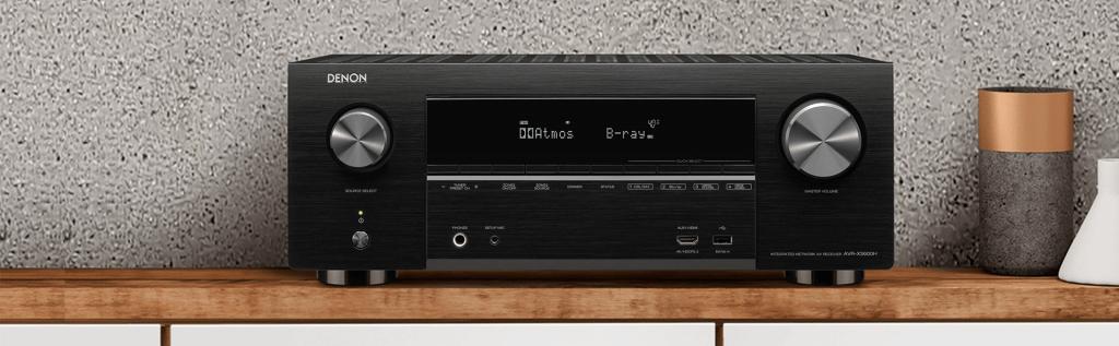 DENON AVR-X3600H amplifier