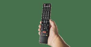 Denon AVC remote control