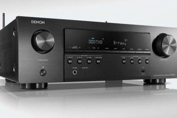 Denon-AVR-S650H receiver