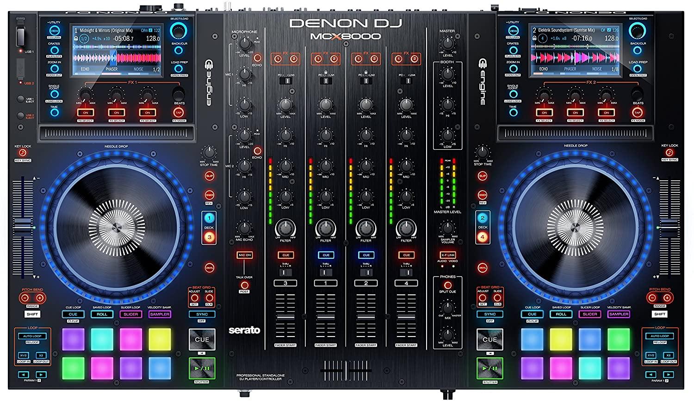 Denon Dj McX 8000 controller