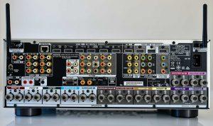 Denon-X6700 input, outputs
