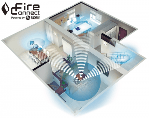 Fire Connect multiroom system