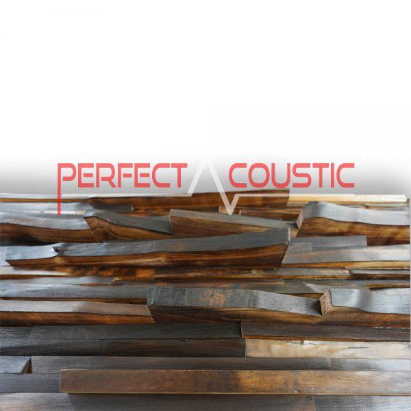 Hardwood log diffuser