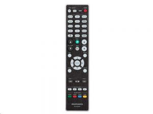 Home theater-receiver-silver-gold