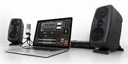 IK Multimedia iLoud studio monitor main pic