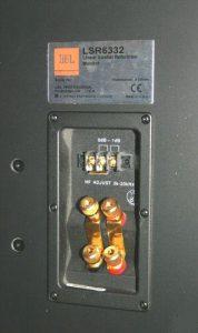 JBL LSR6332L review