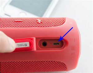 JBL red-connection