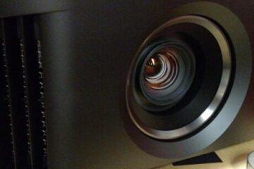 JVC DLA NX7 projector main pic.