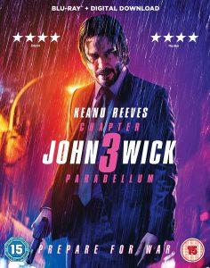 John Wick 3. movie poster