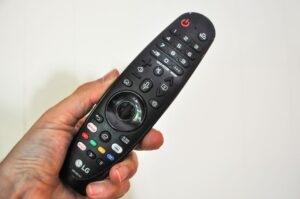 LG-CX-remote control