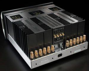 MCINTOSH MC462 amplifier back