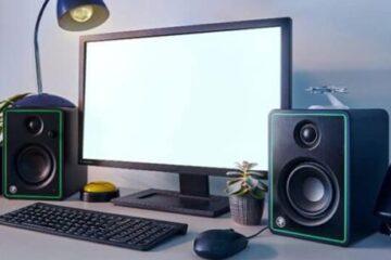 Mackie-Cr3-studio-monitor-main pic.