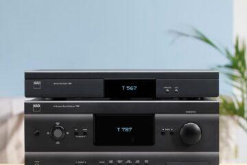 NAD T787 AV receiver main pic.