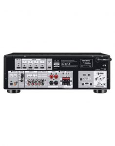 Onkyo TX-SR393 back panel
