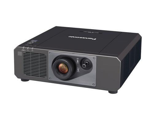Panasonic-PT-FRZ60-projector-black