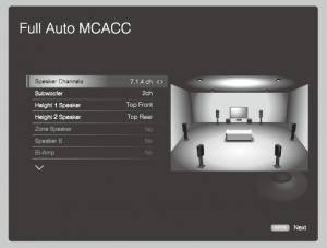 Pioneer SC LX MCACC Pro