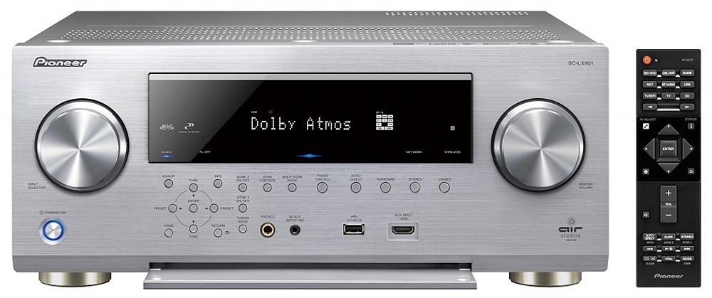 Pioneer SC LX901 AV receiver