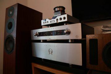 Primare Pre 35 amplifier