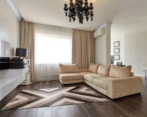 Professional Calm-sharp 3d- (3) carpet