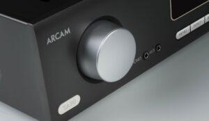 SA30-amplifier control button