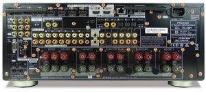 SC LX901 back panel
