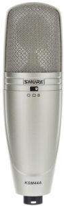 Shure-KSM44A-microphone