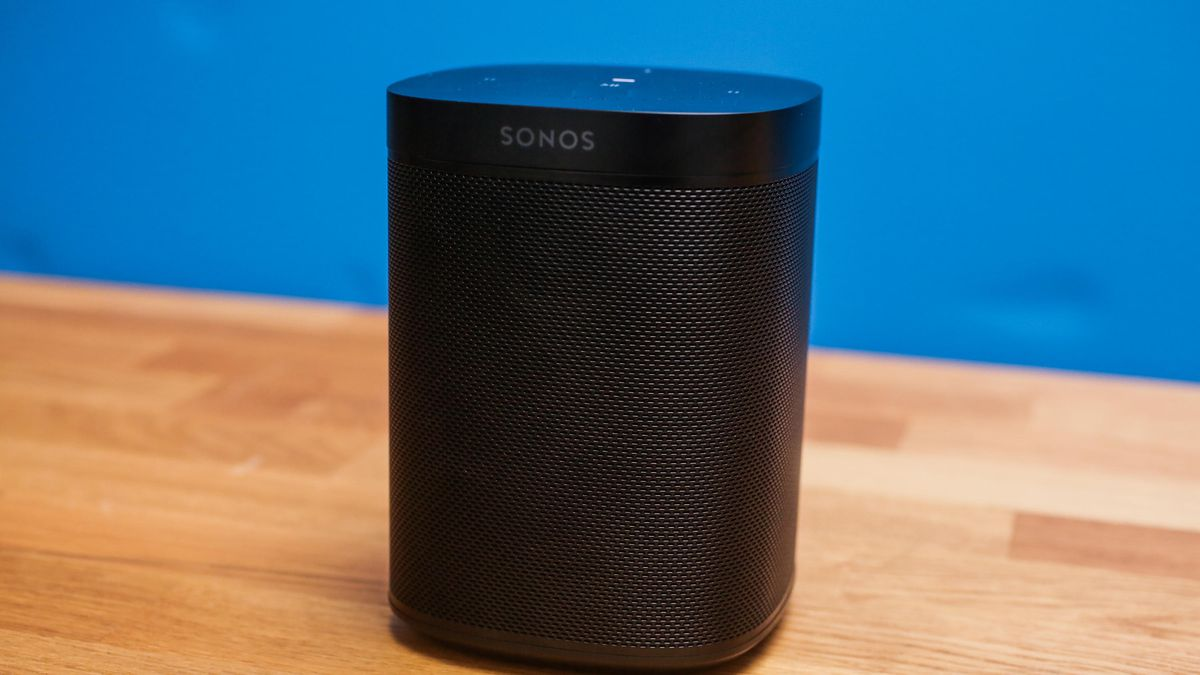 Sonos-One-speaker