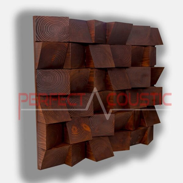Wood acoustic diffuser tipe
