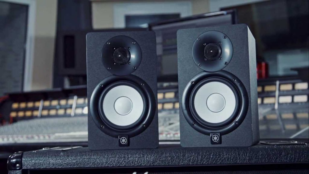 Yamaha HS5 studio monitor review - Perfect Acoustic
