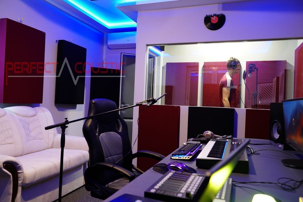 acoustic management of the recording room (2)
