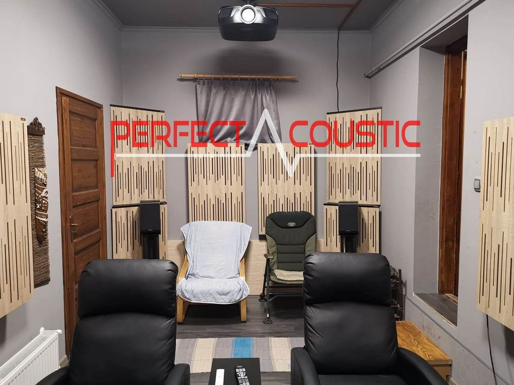 acoustic treatment by Perfect Acoustic