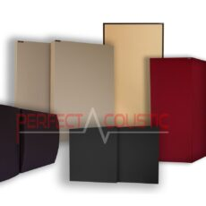 Broadband, dense Acoustical panels-Acoustic panels
