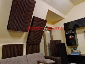 akustické panely