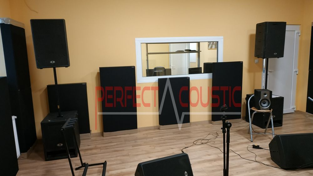 diffuser front panel acoustic panels near the wall (2)