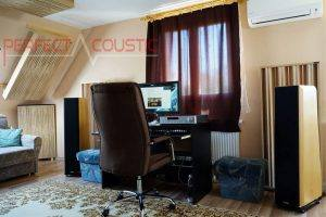 hifi room acoustics treatment