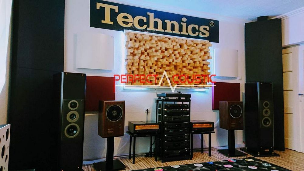 home theater acoustic design with bass absorber (2)