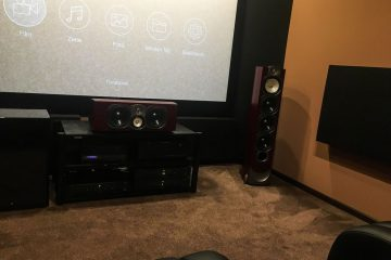 home theater acoustic design with rustic bass absorber (4)