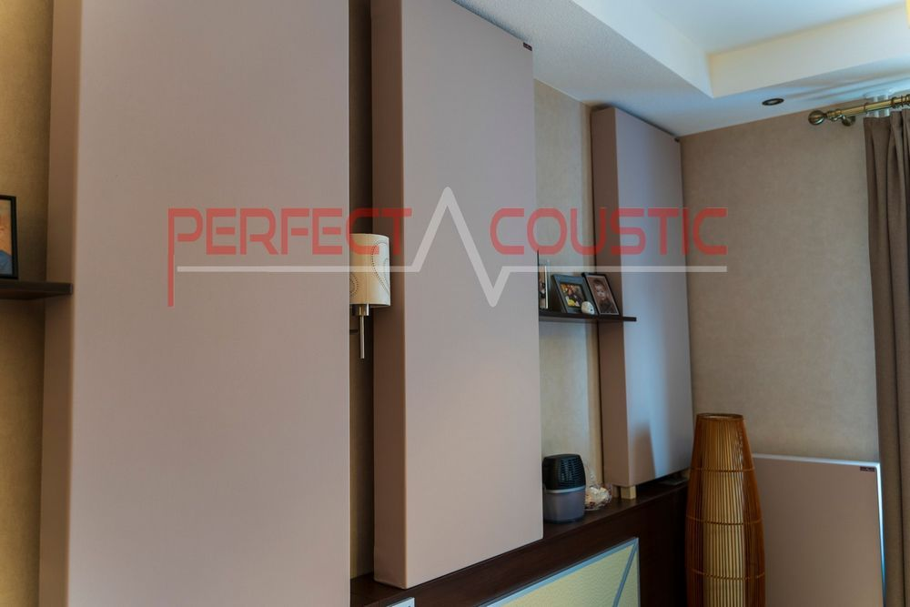 living room with acoustic absorbers membrane (4)
