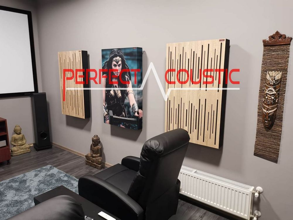 room acoustic design with acoustic diffuser (3)