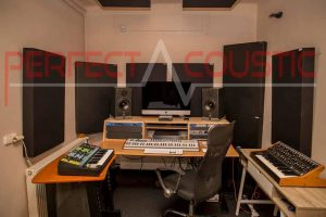 room acoustic design with diffuser front panel acoustic panels (2)