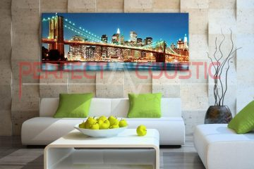 wall photo acoustic elements